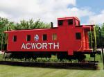 Acworth Cabose