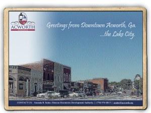 Explore Downtown Acworth