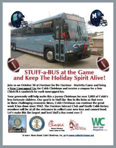 Rotary Stuff A Bus Ad Harrison