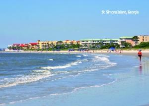 St Simons Beach