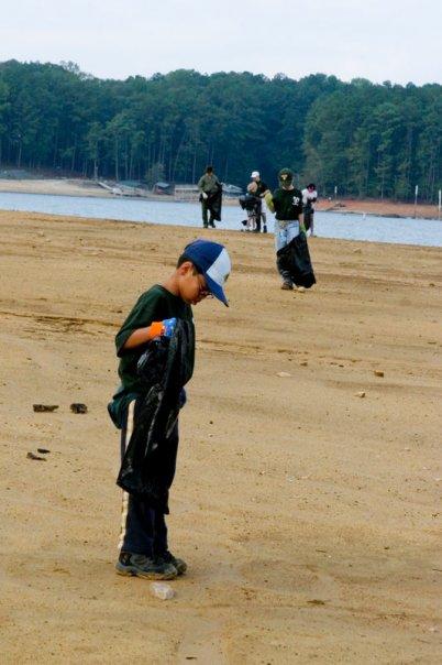 Lake Cleanup 2