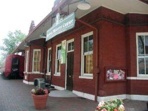 Marietta Welcome Center