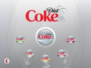 freestyle diet coke
