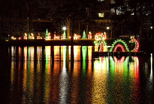 University Avenue Holiday Lights In >> Christmas – The Lights of West Cobb   West Cobb Magazine