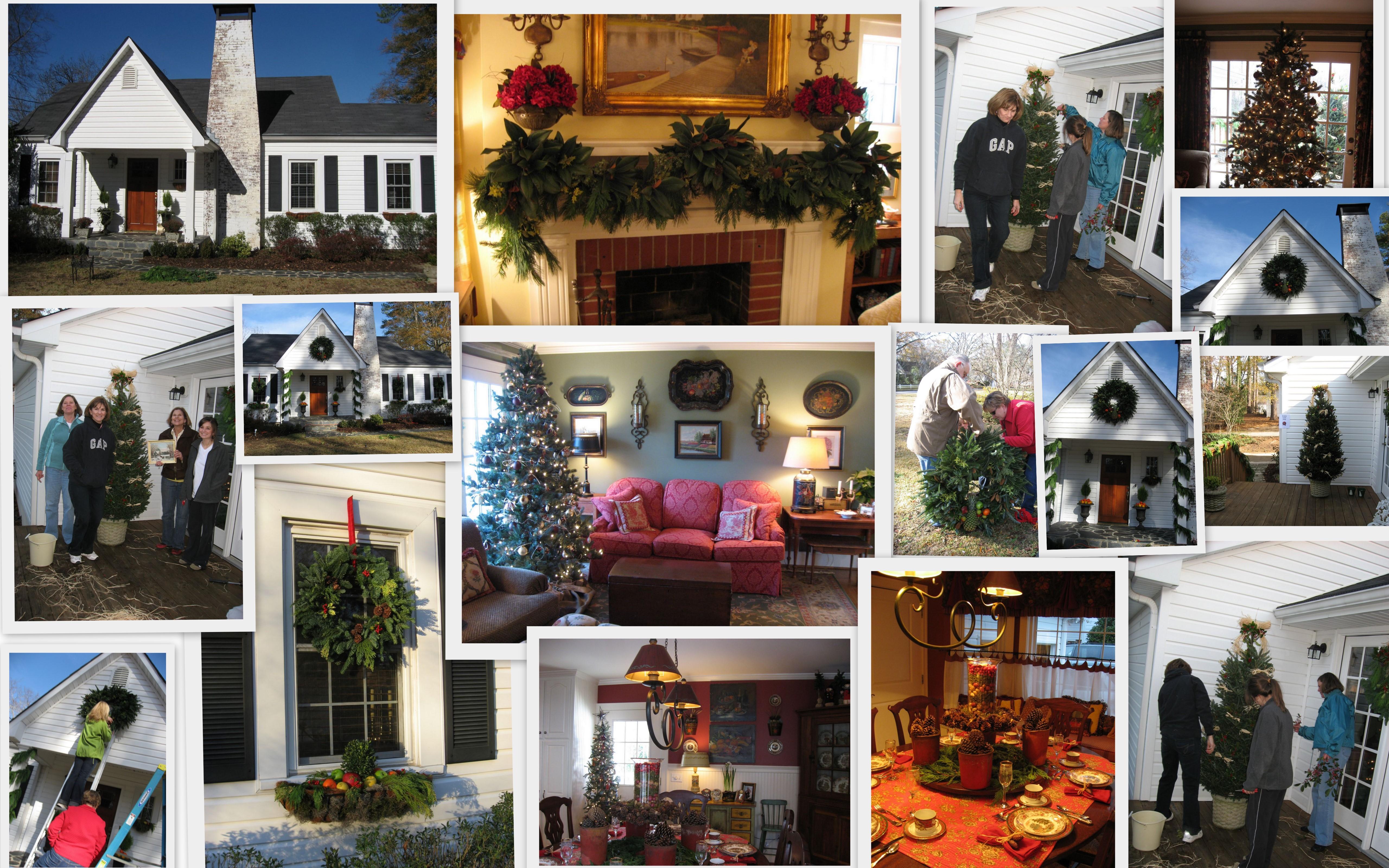 marietta christmas house tour