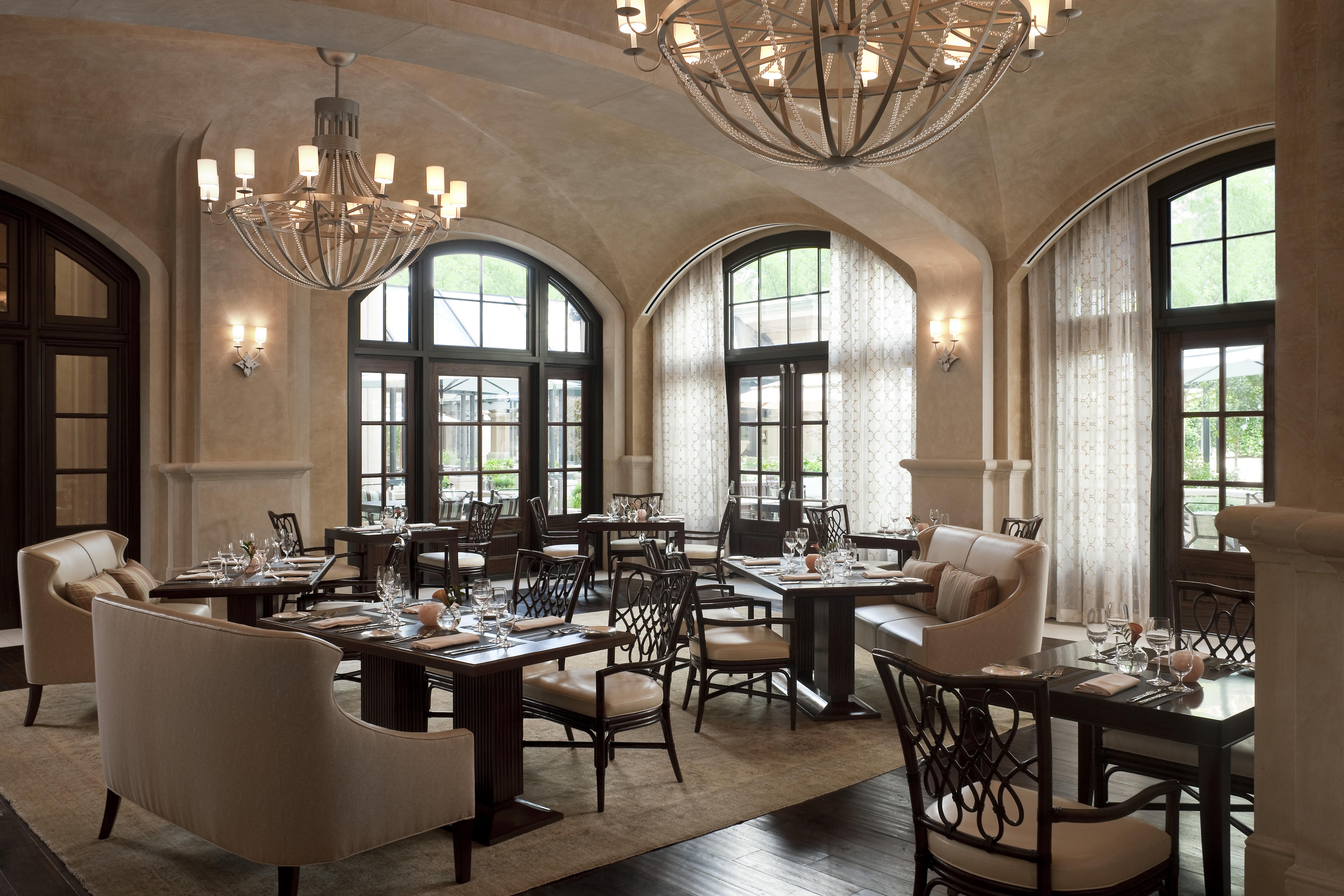 Ritz Carlton Atlanta In Room Dining Menu