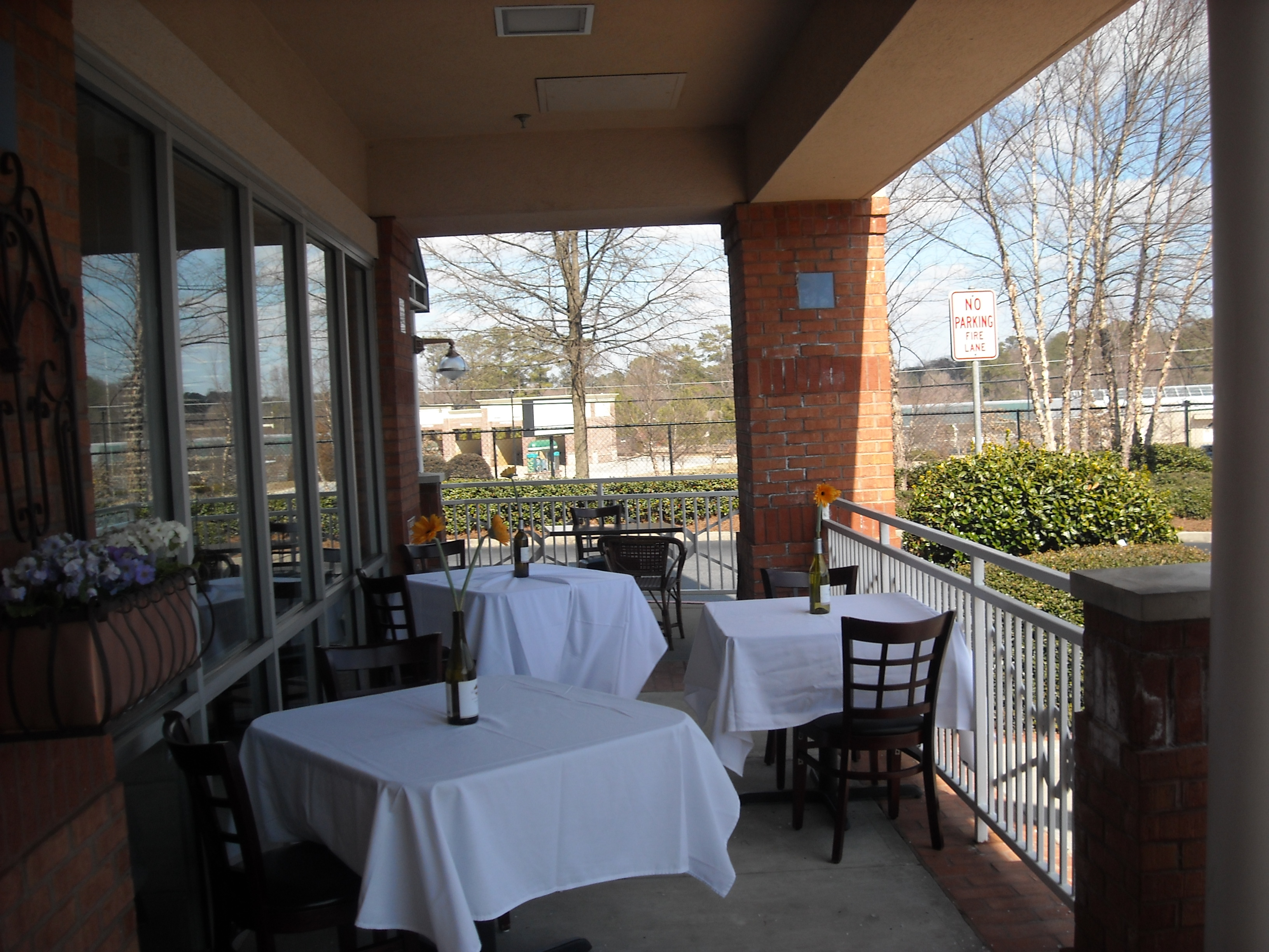 Dine Out Capers Restaurant Kennesaw West Cobb Magazine